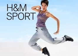 H&M представила нову колекцію одягу для спорту