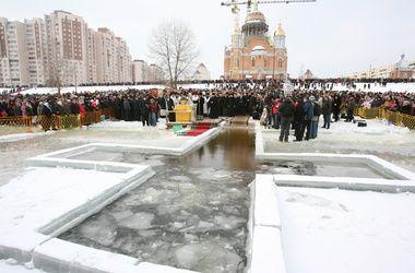 Празднование Крещения в столице