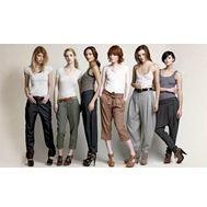 Історія моди: різновиди штанів