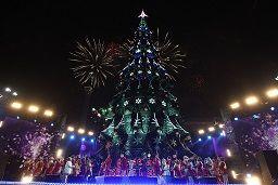 Главная елка страны и резиденция Деда Мороза будут под Аркой Дружбы народов