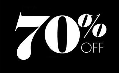 Май 2013! Скидки от GAP и Calvin Klein до 70%