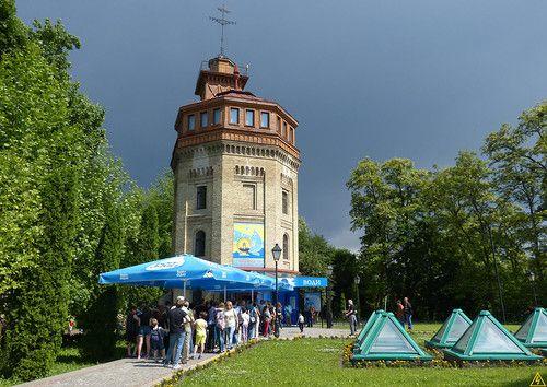 Музеи Киева: Музей воды