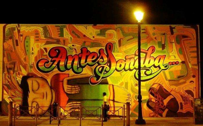 Французька весна 2013: паризький стріт-арт в Києві
