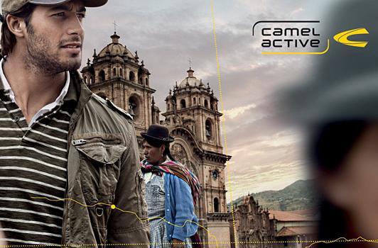 Распродажа одежды Camel Active. Скидки до 50%