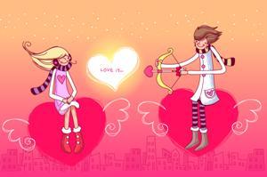 Отпразднуйте День Св. Валентина в ТРЦ Dream Town