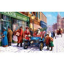 Різдвяний шопінг в картинках від Кевіна Уолша