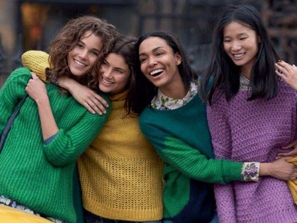 Колекція United Colors of Benetton Осінь 2015