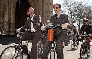 У Києві пройде британський велокруіз. Реєстрація відкрита