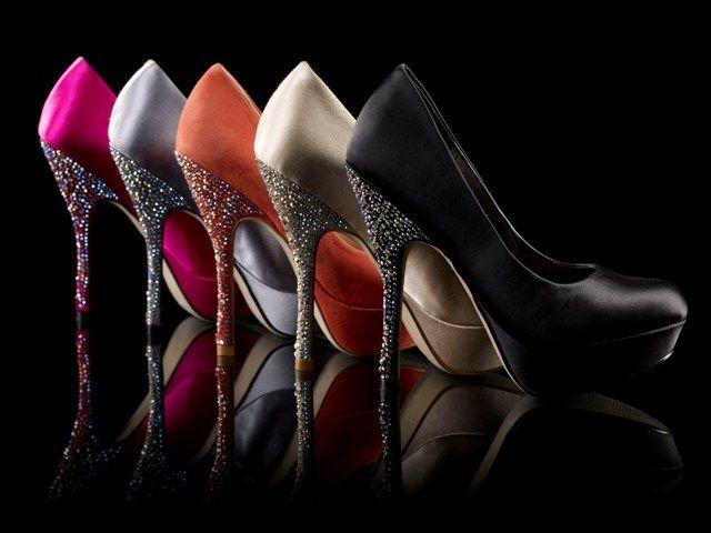 Новорічна колекція взуття від Steve Madden