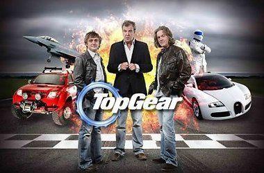 Top Gear приехали в Киев. Как это было