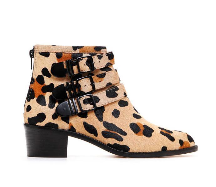 Модні жіночі черевики весна 2014