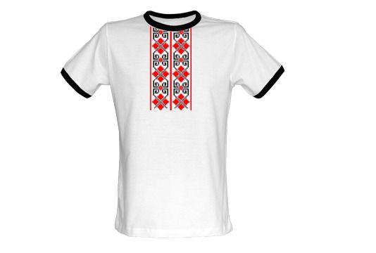 Історія виникнення футболки