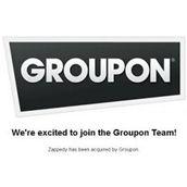 Сервіс колективних покупок Groupon купив платформу Zappedy