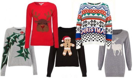 Топ 50 зимових светрів до Різдва і Нового року