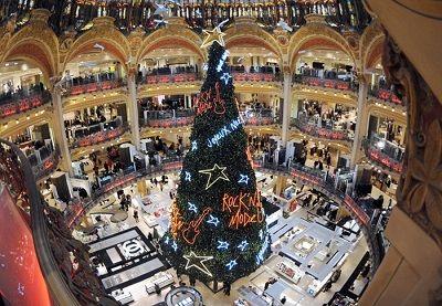 Новогодние праздники в ТРЦ столицы
