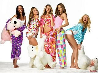 Красиві піжами для дівчат. Огляд кращих моделей