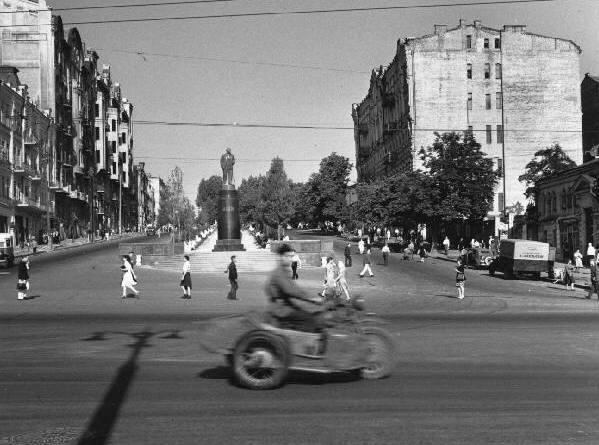 Старый Киев глазами американского фотографа