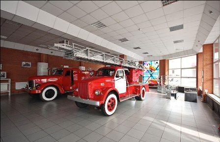 Музеи Киева: Музей пожарного дела