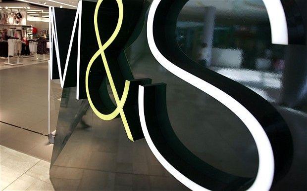 Відкриття нового магазину Marks & Spencer в Ocean Plaza
