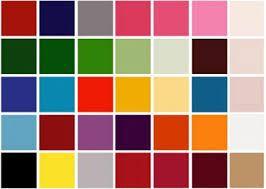 Ахроматичні кольори в одязі