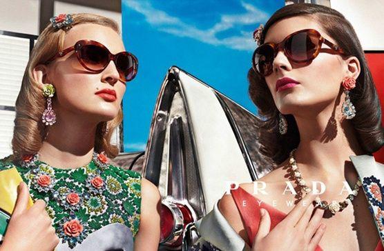 Модні сонячні окуляри сезону Весна-Літо 2012