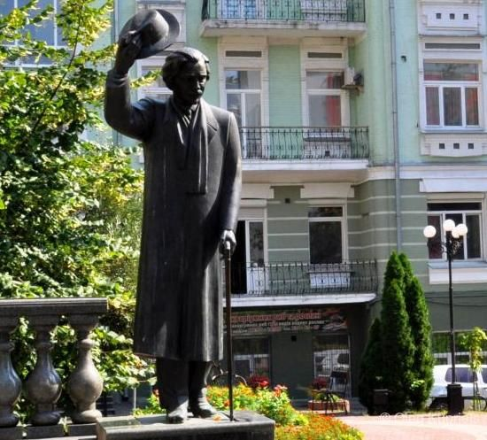 Музеи Киева: Музей Шолом-Алейхема
