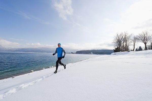 Преимущества зимней тренировки на улице