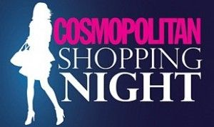 Cosmopolitan Shopping Night в ТРЦ «Караван» март 2012