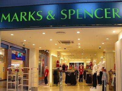 Відкриття нових магазинів Маркс і Спенсер