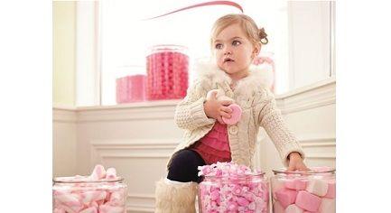 I want candy! Нова дитяча колекція від Gap