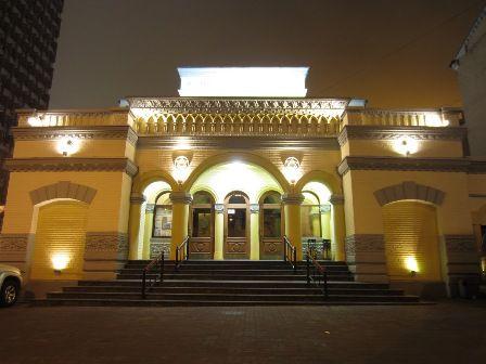 Прогулка столицей: Хоральная синагога имени Лазаря Бродского