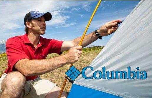 Август 2012! Скидки от Columbia до 50%