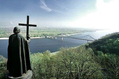 Подготовка к празднованию крещения Киевской Руси