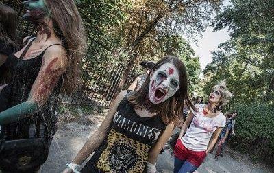 12 сентября в Киеве состоится Парад зомби