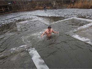 Как Киев готовится к празднику Крещения Господня
