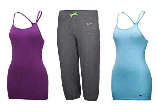 Весняна колекція Nike Women's 2012