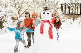 Зимние каникулы с пользой для детей