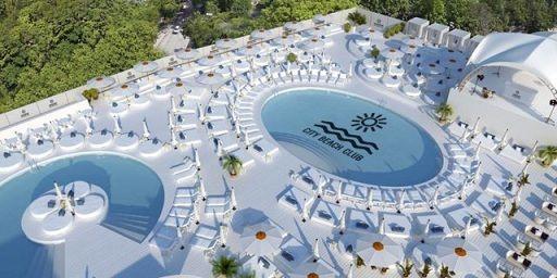 """Открытие """"City Beach Club"""" в ТРЦ Ocean Plaza"""