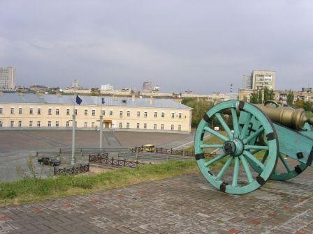 Музеи Киева: Киевская крепость