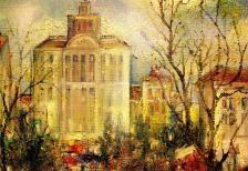 Смотрим на Киев: «Дом со звездой» на Крещатике. Фото