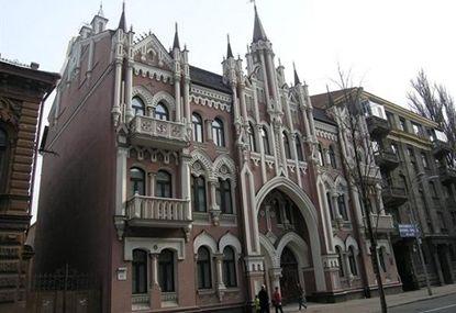 6 вариантов готического Киева
