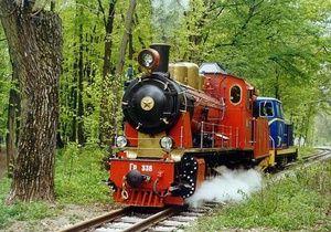 Детская железная дорога. Сезон открыт