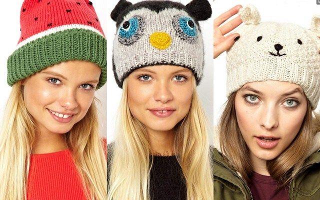 Зимовий must have: 40 модних моделей в'язаної шапки