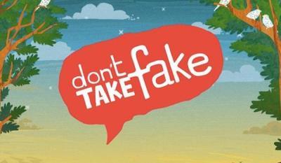 Фестиваль «don't TAKE FAKE» пройдет в Киеве