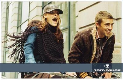 Нова колекція одягу осінь-зима 2010 від Tom Tailor. Ціни.