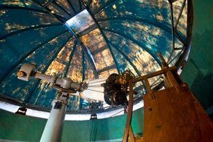 Где в Киеве посмотреть на звездное небо? Звезды через телескоп