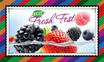 """""""Eco Fresh Fest"""" в аутлет-городке «Мануфактура»"""