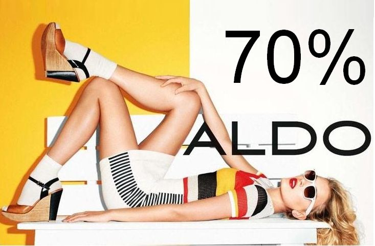 Распродажа обуви ALDO. Скидки до 70%