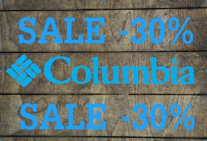Июнь 2012! Скидки от Columbia Sportswear до 30%