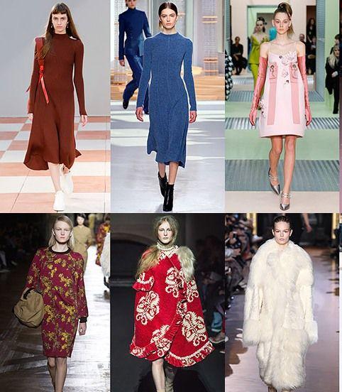 20 модних тенденцій осені й зими